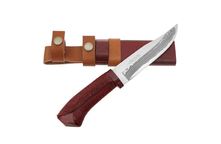 gaignard millon couteaux japonais de chasse couteau. Black Bedroom Furniture Sets. Home Design Ideas